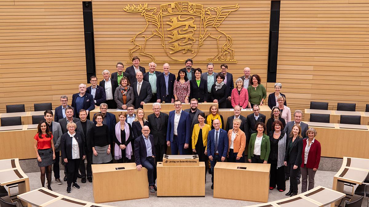 Grüne Fraktion im Landtag 2019